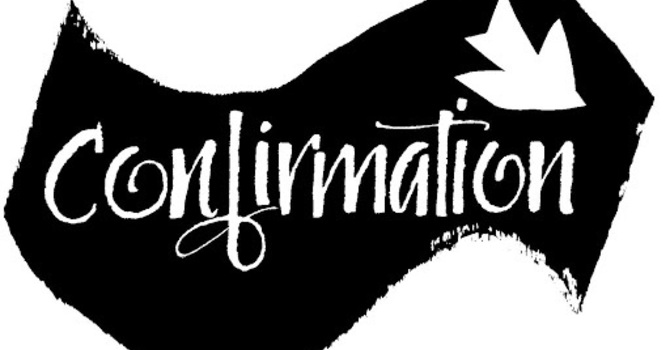 Confirmation Instruction for 7th and 8th Graders