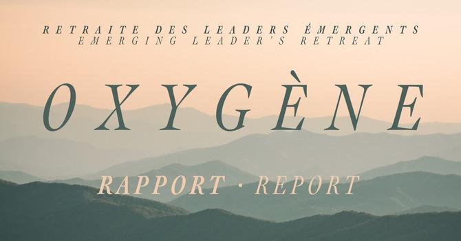 Testimony about the Oxygen Retreat image