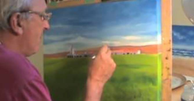 Painting Class For Beginners