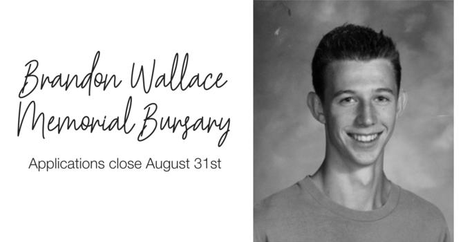 Brandon Wallace Memorial Bursary