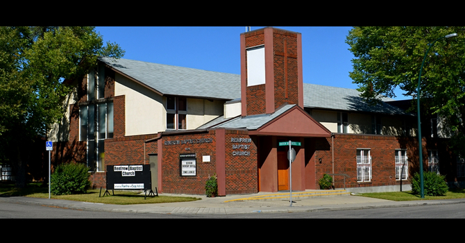 Renfrew Baptist Church