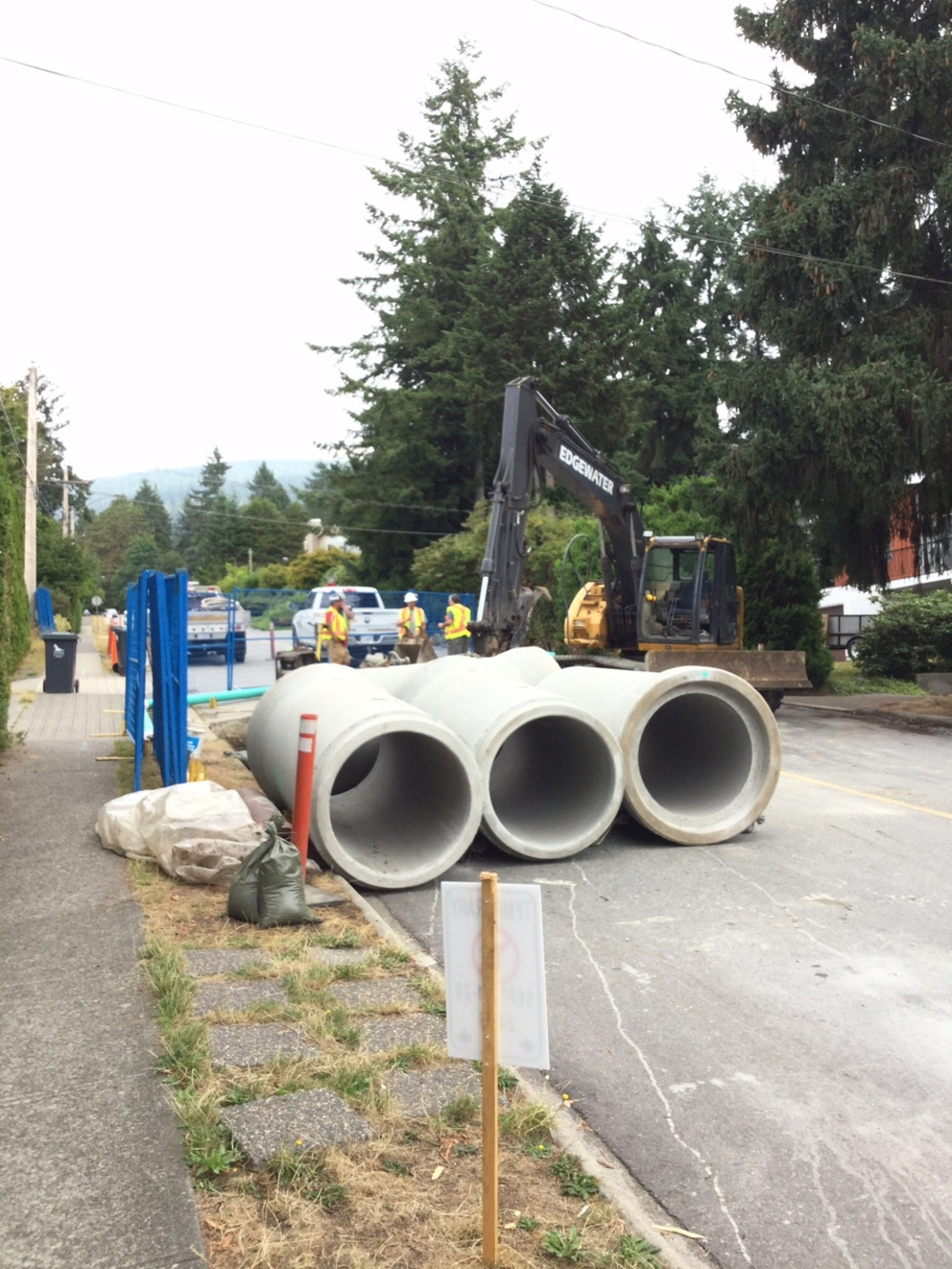 St. George Avenue Culvert Replacement