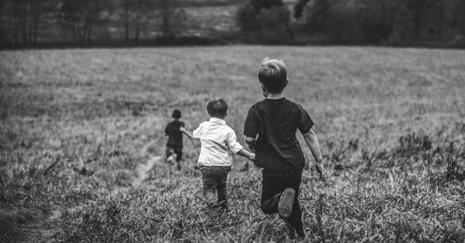 Raising Kids in an Angry World