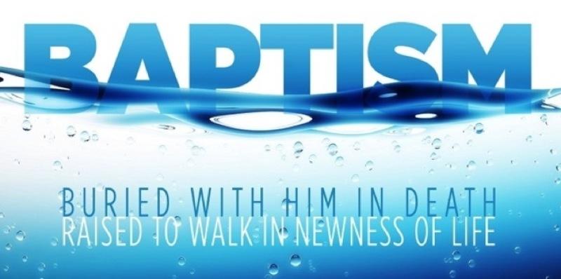 Baptism Testimonies on January 6th 2019