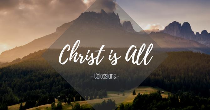 Colossians 1:24-2:5 - Jesus: God's Glorious Secret