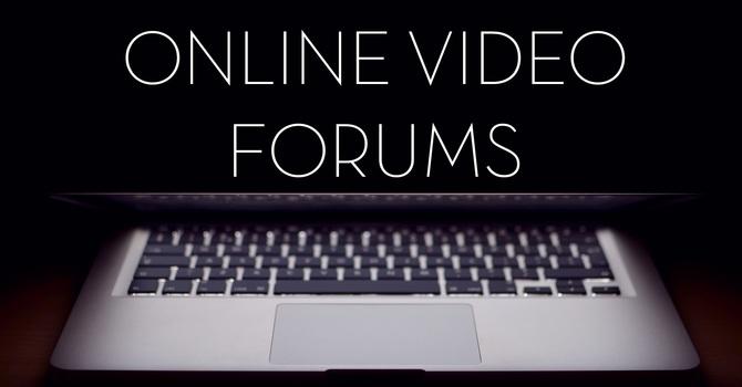 Online Forums