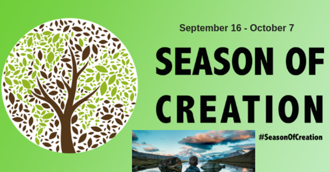 Season of Creation: Planet Earth Sunday