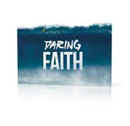 DARING FAITH - Fall 2016