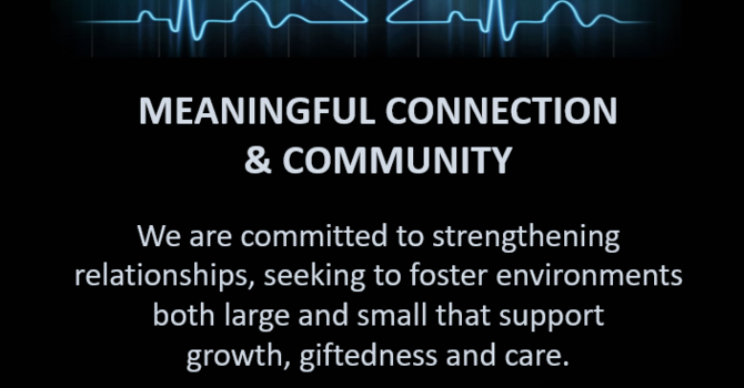 Meaningful Connections & Community - Panel Conversation