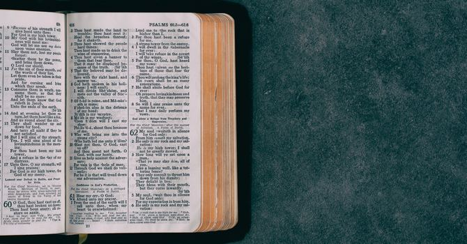 Leadership and Prayer image