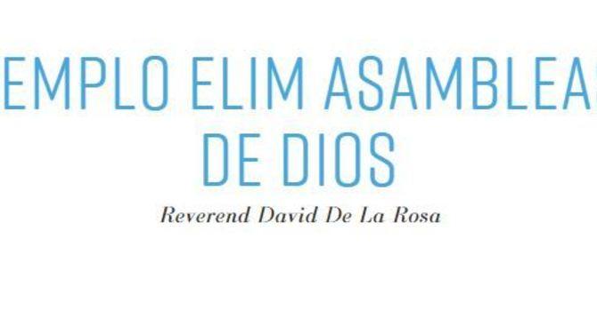 Templo Elim Asambleas De Dios