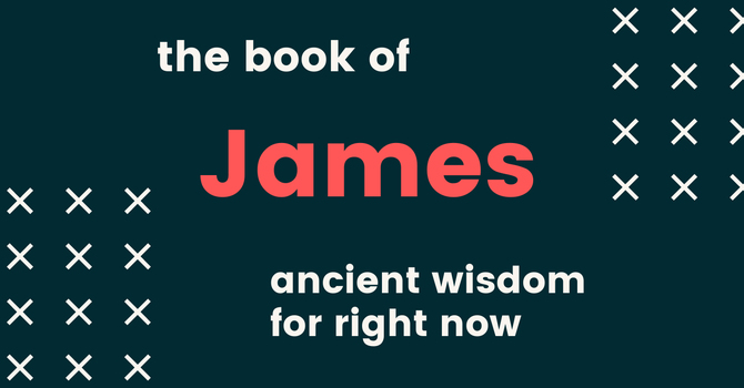 The Book of James image