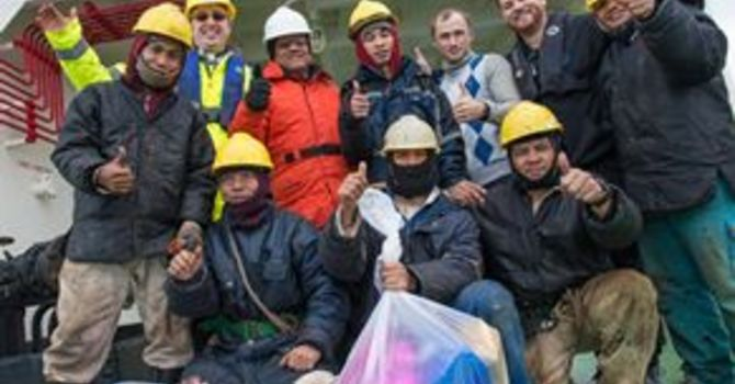 Mission to Seafarers - Christmas at Sea Appeal
