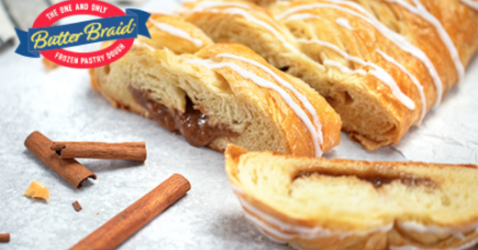 BUTTER BRAID BLISS! image
