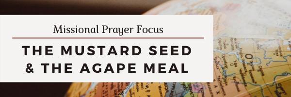 Missional Prayer Focus · July 26