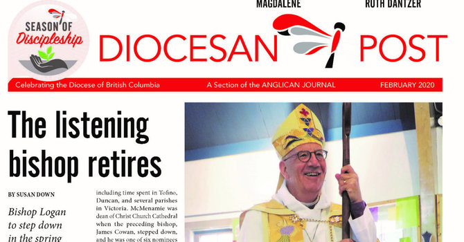 Diocesan Post - February image