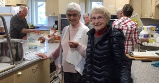 New Kitchen at St. George's Officially Open image