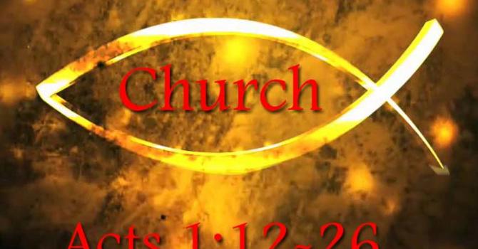 Dawn of the Church (1/6)