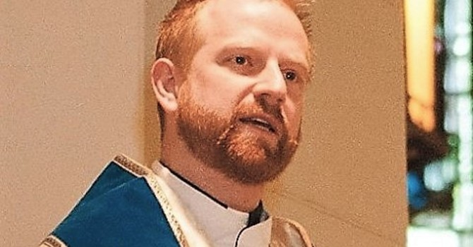 Farewell Service & Get Together with The Revd James Duckett image