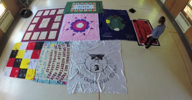 Kairos Blanket Exercise  image