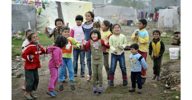 Syria Refugee Appeal: Thank you for Your Generous Donations image