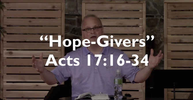 Hope-Givers