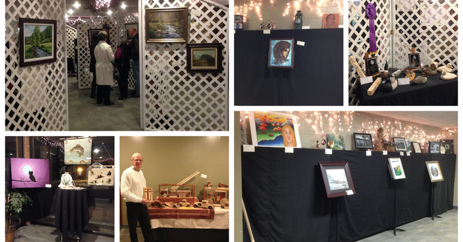 Works of Thy Hands ~ Art Gala