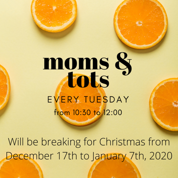 MOMS & TOTS Drop in