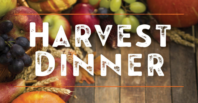 St. Martin's Harvest Dinner - Sign Up image