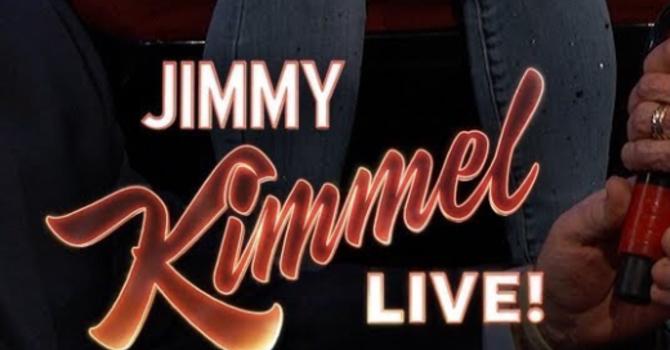 Jimmy Kimmel's Tribute to Dorothie's 97th Birthday!! image