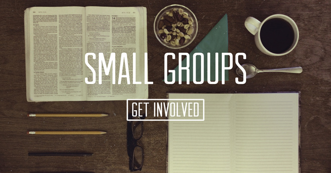 Sunday Small Groups