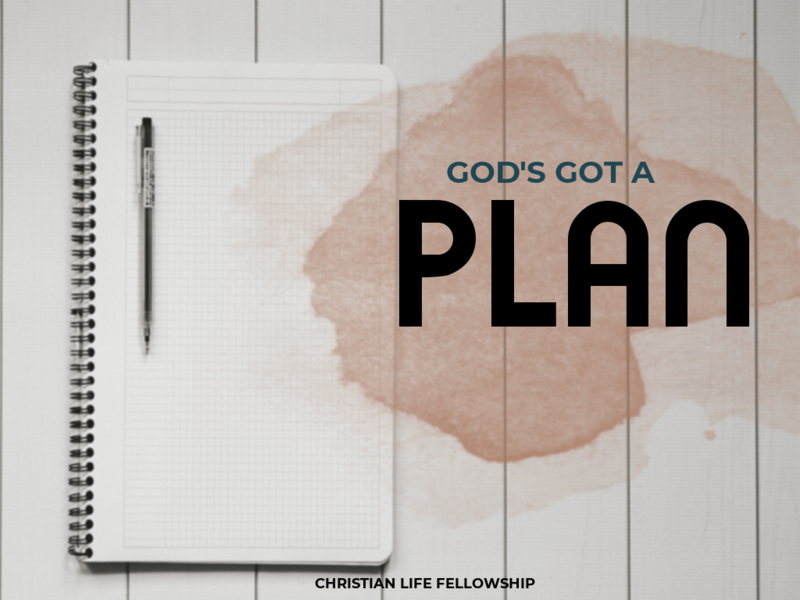 God's Got a Plan