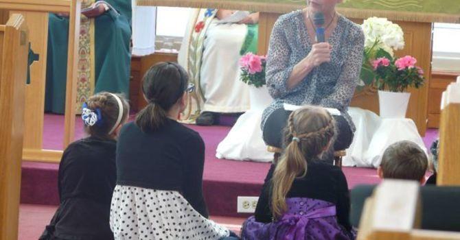 St John's Wednesday Morning Prayer