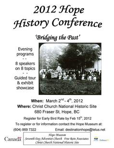 Hopehistoryconference