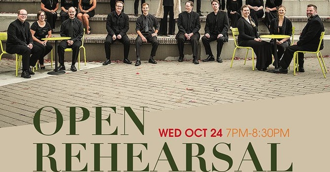 Vancouver Cantata Singers - Open Rehearsal
