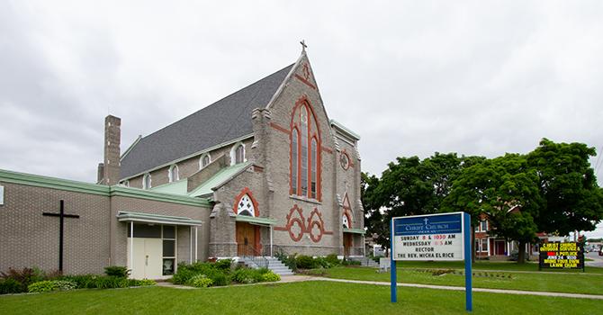 Christ Church, Belleville