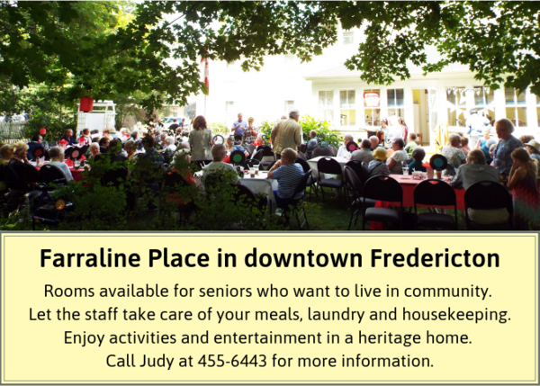 Farraline Place vacancy