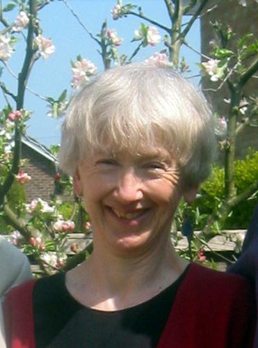 The Rev. Elizabeth Mathers