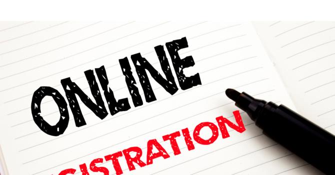 Registration for Worship Services image