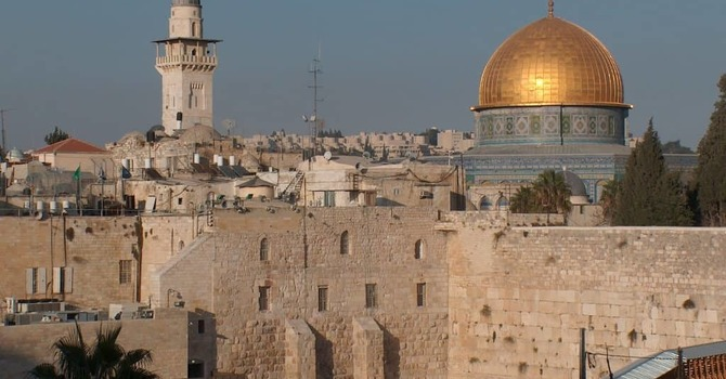 Living Stones: Faith and Life in the Holy Land image