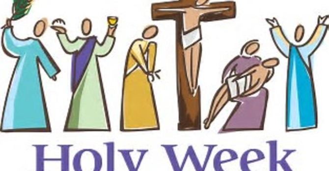 Holy Thursday, Good Friday and Easter Sunday