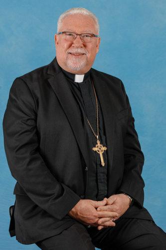 Bishop Jeffrey Clements