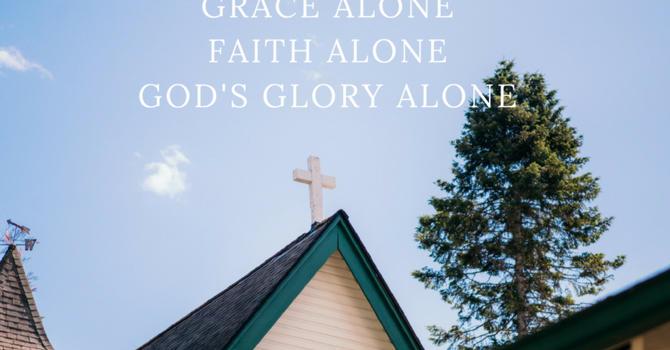 God's Glory Alone