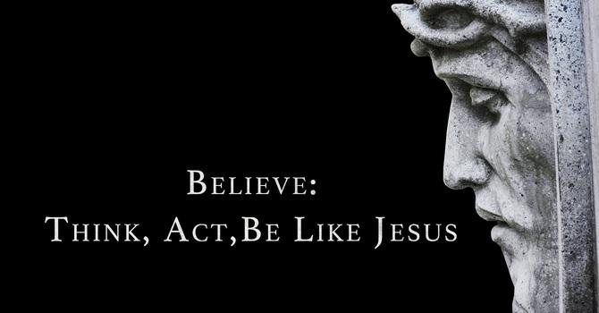 Act Like Jesus:  Single-Mindedness