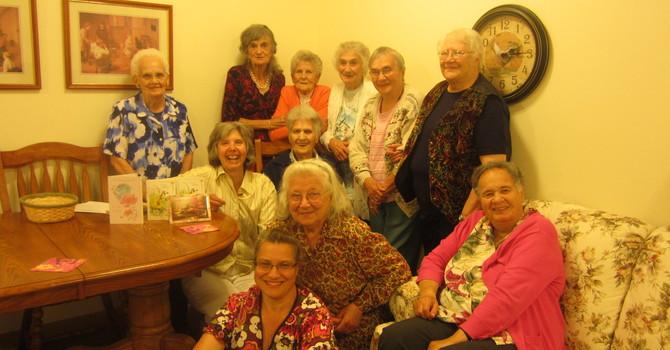 Gladys Anderson's 93rd birthday image