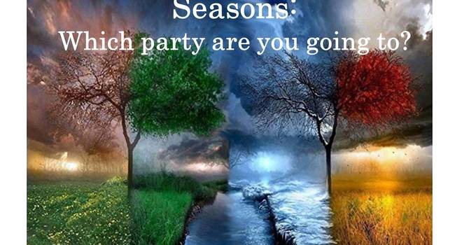 Summer - Which Party Are You Going To?