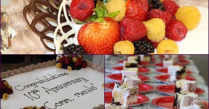 Community Meals Celebrates 10 Years! image