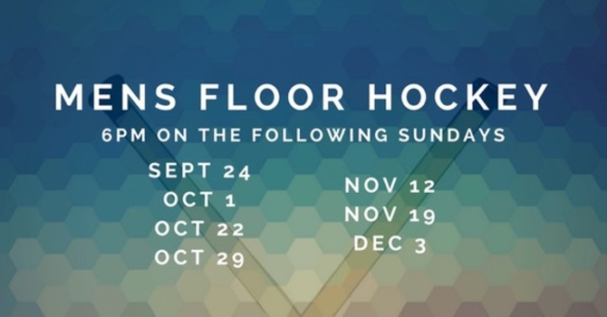 Mens Floor Hockey image