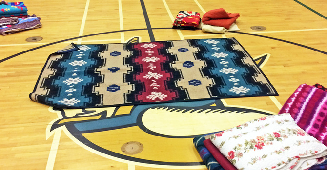 Blanket Exercise in Cold Lake
