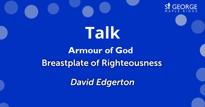 """Armour of God - Breastplate of Righteousness"" image"